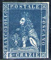 Toscana Nº 15. Año 1857 - Toskana