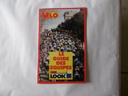Cyclisme - Guide Des équipes 1992 - Cycling