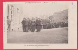 56 - PLOERMEL---Apres Expulsion Des Freres La Mennais--12-13 Fevrier 1904-le Tribunal Civil Gardé Militairement - Ploërmel