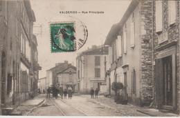 VALDERIES   Rue Principale - Other Municipalities