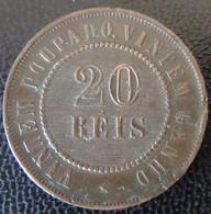 Brésil / Brazil - Monnaie 20 Reis 1889 - Brazil