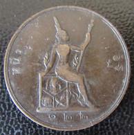 Thaïlande - Monnaie 1 Att 1903 - Thailand