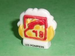 Fèves / Fève / Sports : Prototype , Pompier , Pompiers    T119 - Sport