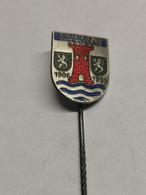 Luxembourg Pin, Épingle 50e Anniversaire Ville D'esch - Unclassified