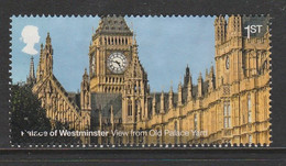 GB 2020 Palace Of Westminster 1st Multicoloured SG 4404 O Used - Usados