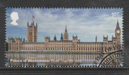 GB 2020 Palace Of Westminster 1st Multicoloured SG 4405 O Used - Usados