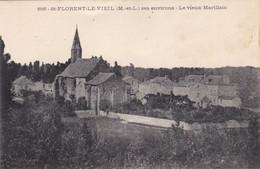 49  SAINT FLORENT LE VIEIL (ENVIRONS DE )  CPA . LE VIEUX MARILLAIS. + TEXTE - Altri Comuni