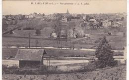 49  RABLAY. CPA. VUE GENERALE. ANNEE 1915 + TEXTE - Altri Comuni