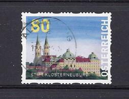 Österreich 2019 Dispenser Nr. 25 Heimat Stift Klosterneuburg Gestempelt, Used - 2011-... Gebraucht