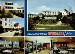 CPA Erbach Im Odenwald Hessen, Jugendherberge - Other