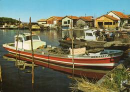 ARCACHON... Port De Peche A  PIRAILLAN - Arcachon