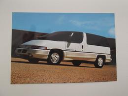 AUTO - OLDTIMER: Pontiac Trans Sport SE - Turismo