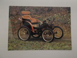 AUTO - OLDTIMER: De Dion Bouton 1897 - Turismo