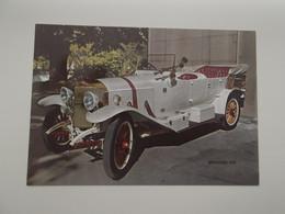 AUTO - OLDTIMER: Mercedes 1913 - Turismo