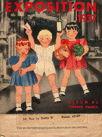 PARIS-CARNET DE TIMBRES EXPOSITION DES ARTS & TECHNIQUE 1937 - 1921-1960: Modern Tijdperk