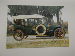 AUTO - OLDTIMER: De Dion Bouton 1914 - Turismo
