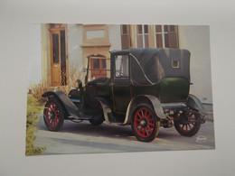 AUTO - OLDTIMER: Renault 1914 - Turismo