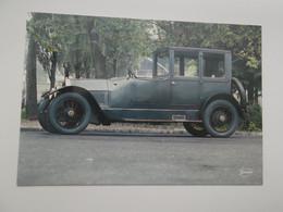 AUTO - OLDTIMER: Lancia 1913 - Turismo