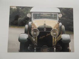 AUTO - OLDTIMER: Hispano Suiza - Turismo