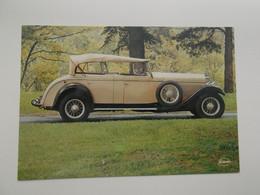 AUTO - OLDTIMER: Delage 1929 - Turismo