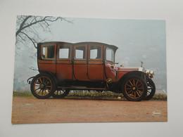 AUTO - OLDTIMER: Léon Bollée 1912 - Turismo
