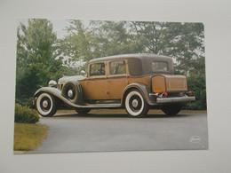 AUTO - OLDTIMER: Chrysler 1933 - Turismo