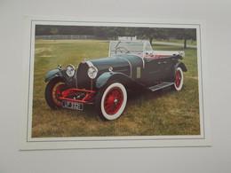 AUTO - OLDTIMER: Bugatti 1927 - Turismo