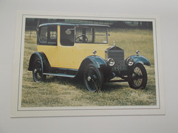 AUTO - OLDTIMER: Rolls-Royce Twenty 1922 - Turismo