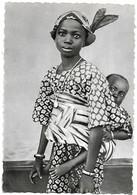 MALI - Femme Bambara Et Son Bébé - Mali