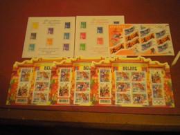 LOT DE BLOCS COLLECTIONS EURO NEUF** FACIALE 239.82 EURO VOIR SCAN - Collections