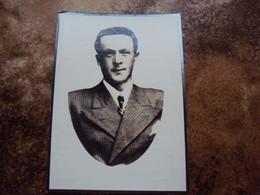 Doodsprentje/Bidprentje  RENÉ T'JONCK (Echtg Marie-Louise VANHERCKE) Leffinge 1904-1944 Middelkerke - Religion & Esotérisme