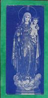 Montebourg (50) Notre-Dame De L'Etoile Oeuvre Du Denier Des Ecoles 2scans - Devotion Images