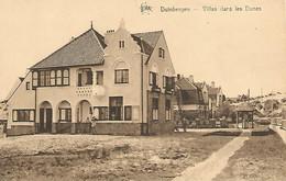 Oude PK. Duinbergen.- Villas Dars Les Dunes - Knokke