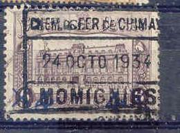 B332 -België  Spoorweg Chemin De Fer  Met Stempel CHEM DE FER DE CHIMAY  MOMIGNIES - 1923-1941