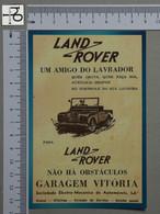 PORTUGAL - LAND ROVER -  LISBOA -   2 SCANS  - (Nº42819) - Lisboa