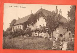 ZOL-14  Chateau De Luins District De Nyon. ANIME Au Premier Plan. Cachet Vinzel 1926 - VD Vaud