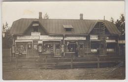 Russiam Shop  -  Wiipurin Kenkäkauppa  - Unnused Picture Postcard, Ca 1910 - Russia