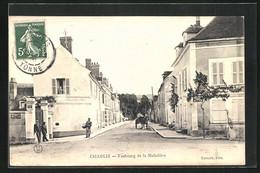 CPA Chablis, Faubourg De La Maladiere - Chablis