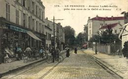 94 - LE PERREUX - Avenue Ledru Rollin Près Des Rues De La Gaité Et Rosny MAGACIN BICI - Le Perreux Sur Marne