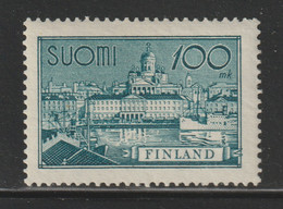 Finland - 1957 - ( South Harbor Type Of 1942 ) - MNH** - Ungebraucht
