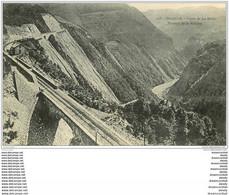 38 LIGNE DE LA MURE. Passage De La Rivière - Sonstige Gemeinden
