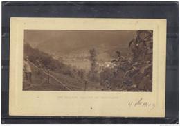 6829.  ALSACE . VALLEE DE MITTLACH . . (recto Verso)  ANIMEE . ANNEE . 1916 . MILITARIA - Non Classés