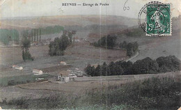 [78] Yvelines > Beynes Vue Des Pâturages Et De L élevage De Poules Env à Luizard Issy Les Moulineaux - Beynes