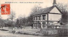 [78] Yvelines > Beynes Le Rendez Vous De Chasse Env à Charbonnier à Thavenay - Beynes