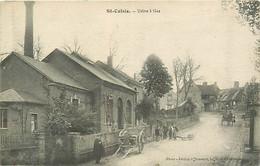 72 - SAINT CALAIS - USINE A GAZ - Saint Calais