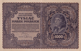 Billet  Pologne Quasi Neuf - Poland