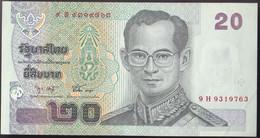 Billet Thailande  Neuf - Tailandia