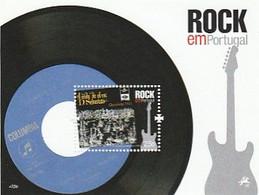 Portugal ** & Rock In Portugal, Quartet 1111 And The Legend Of D. Sebastião King 2010 (6886) - Blocks & Sheetlets