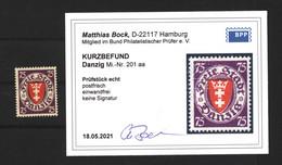 Danzig,201 Aa,xx,Befund - Dantzig