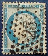 60 - 29 -    Étoile Des Bureaux De  Paris N° 28 - 1871-1875 Ceres